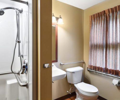 ADA Cottage Bathroom